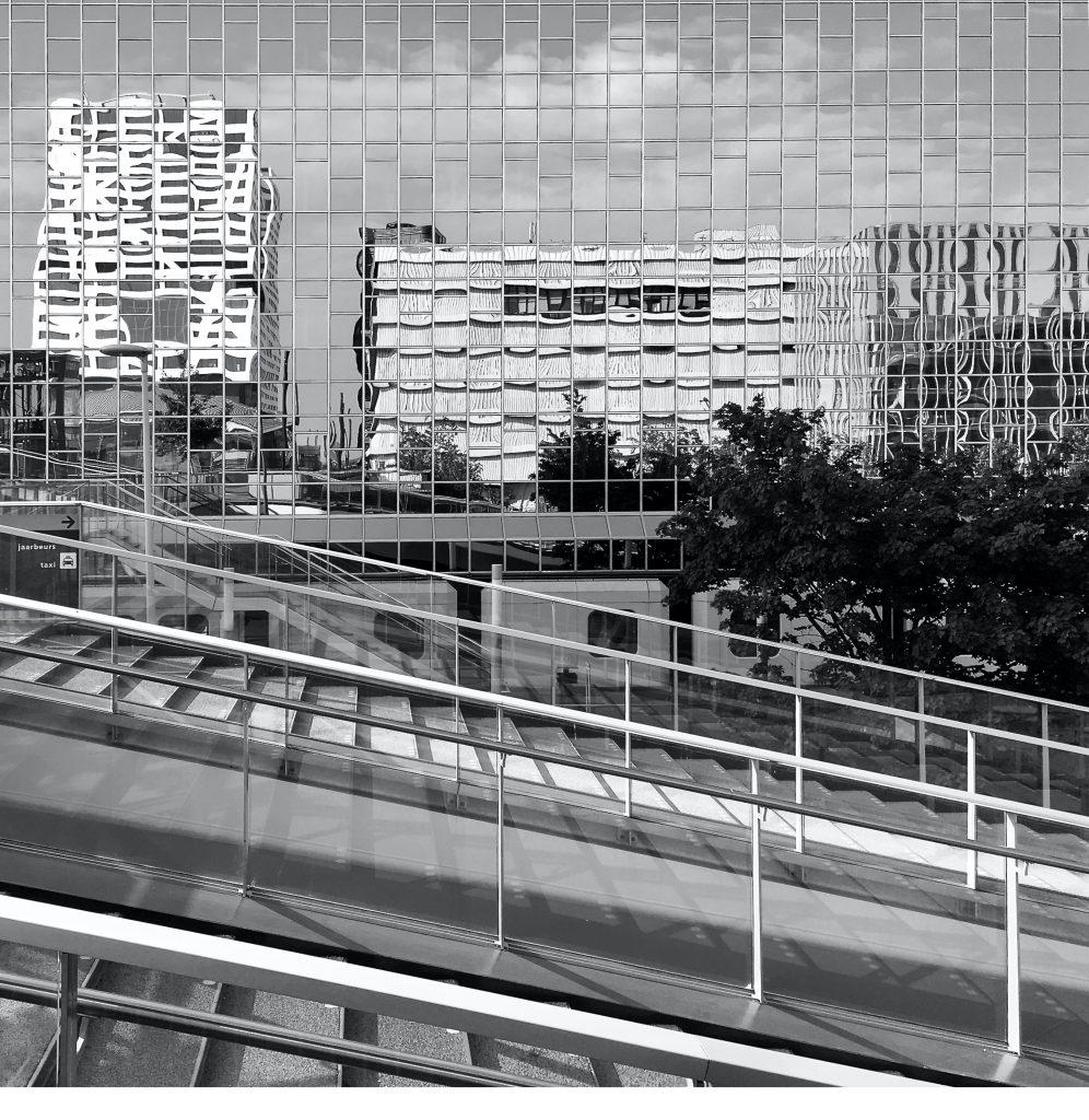 Utrecht, kantoor Rabobank