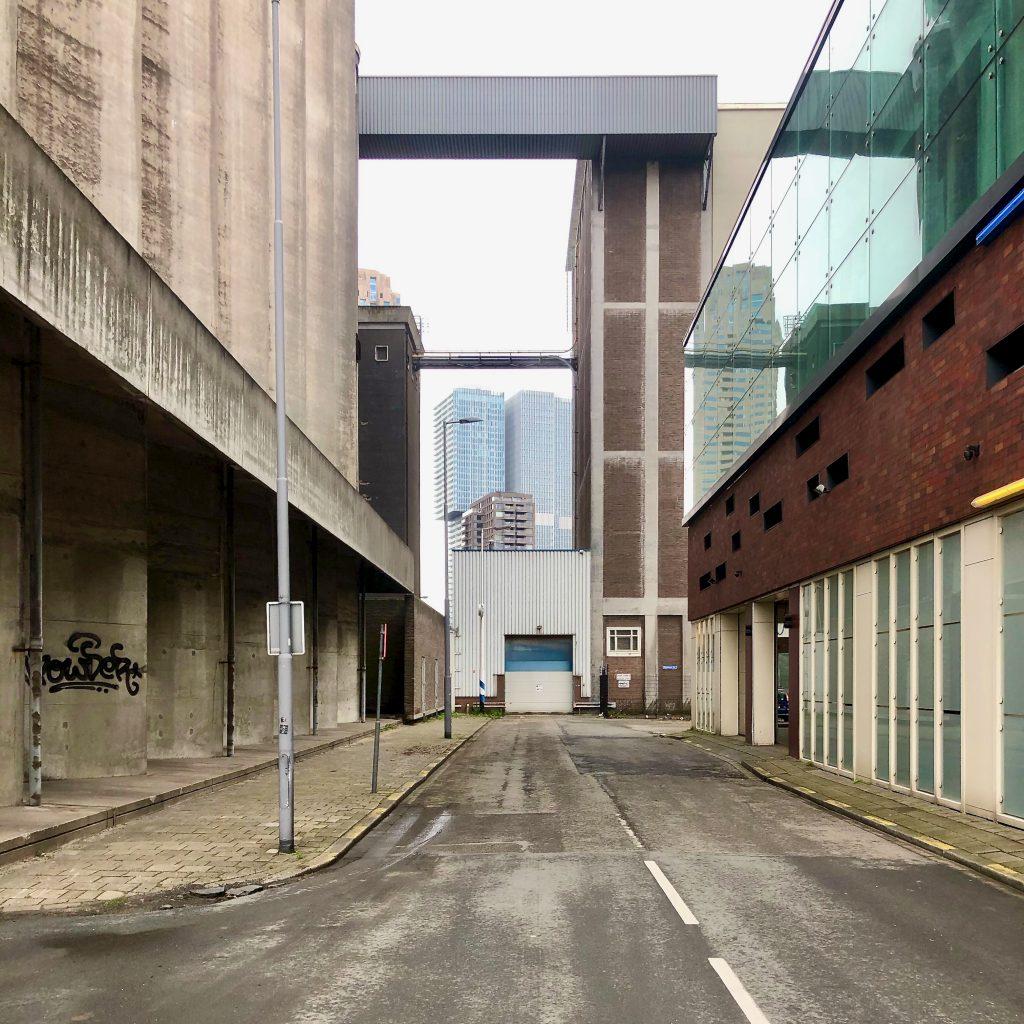 Katendrecht, Rotterdam - 21 november 2020